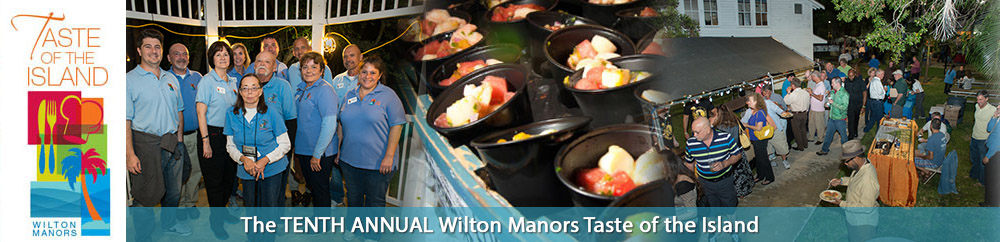 Taste of the Island Wilton Manors