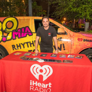 iHeart Radio - Media Sponsor