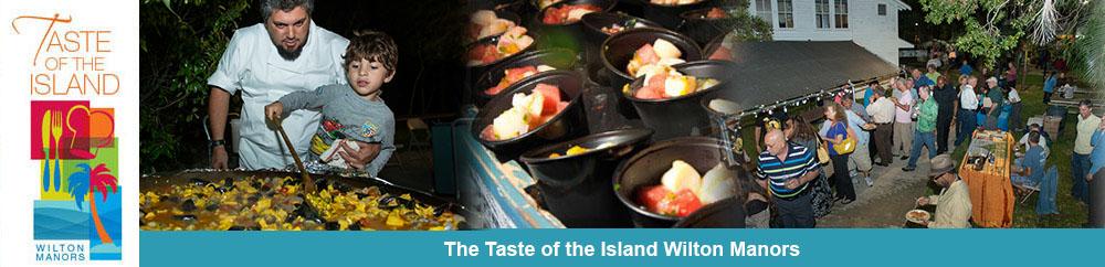 Taste of the Island Wilton Manors