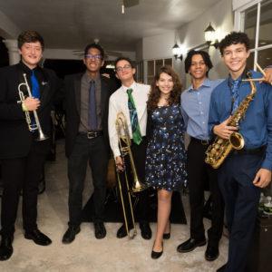 Dillard H.S. Jazz Ensemble