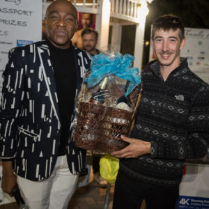Passport Prize Winner